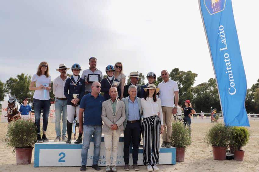 Calendario Regionale Salto Ostacoli.Campionati Regionali Pony Di Salto Ostacoli 2019